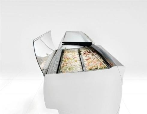 vetrina per gelataio cuneo