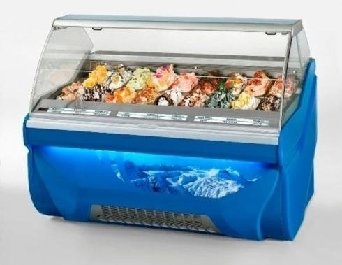 vetrine gelato cuneo