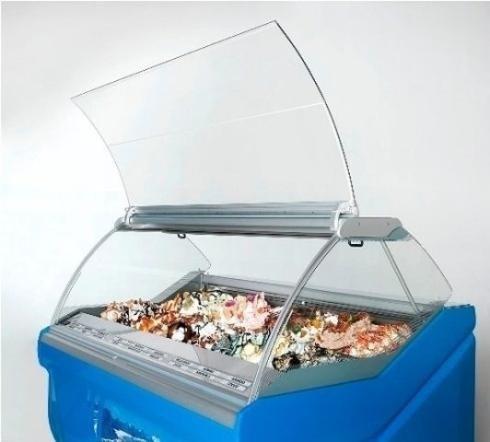 vetrina gelateria cuneo