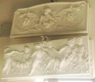 Decorazioni in gesso messina stucchificio briguglio - Decorazioni in gesso ...