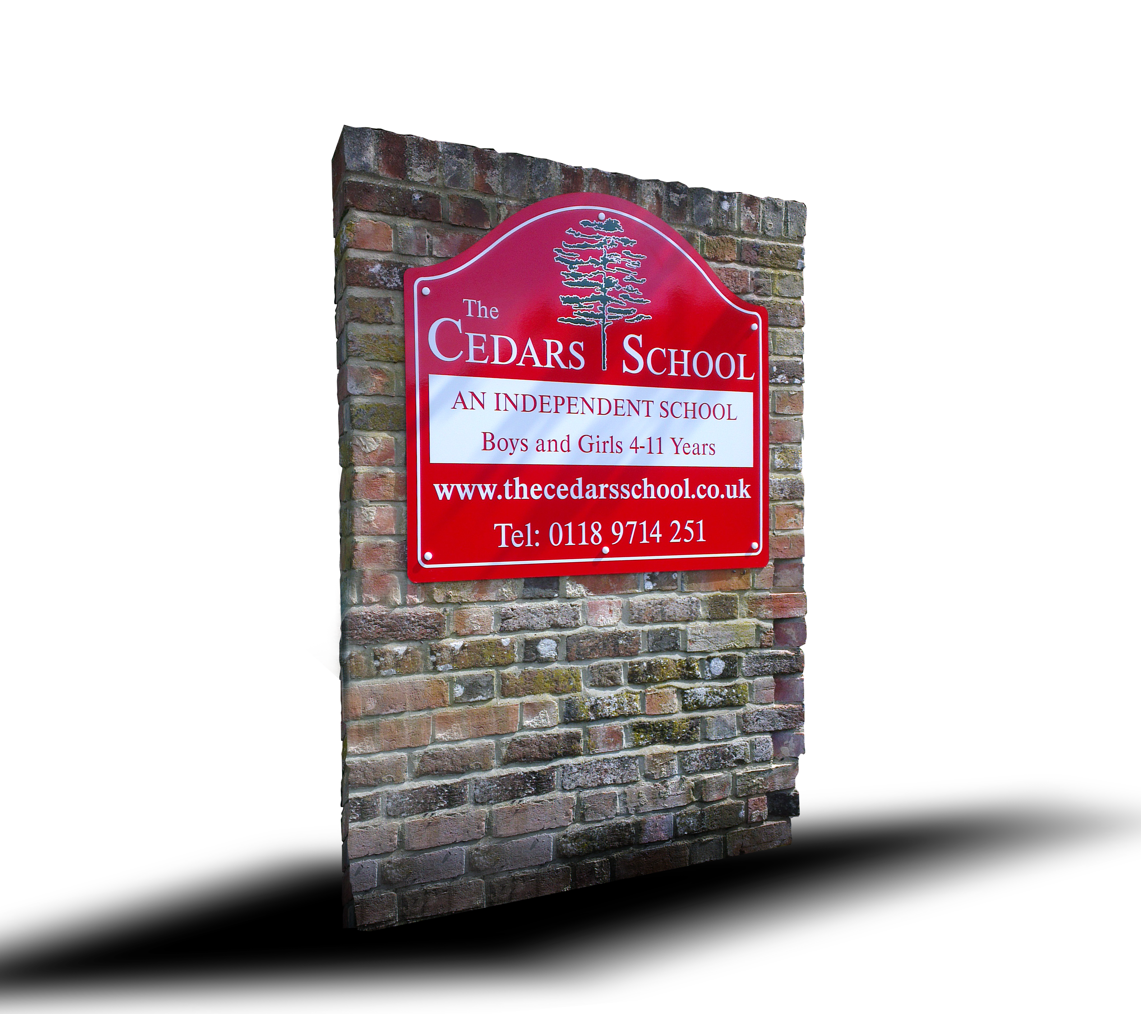 The Cedars School logo
