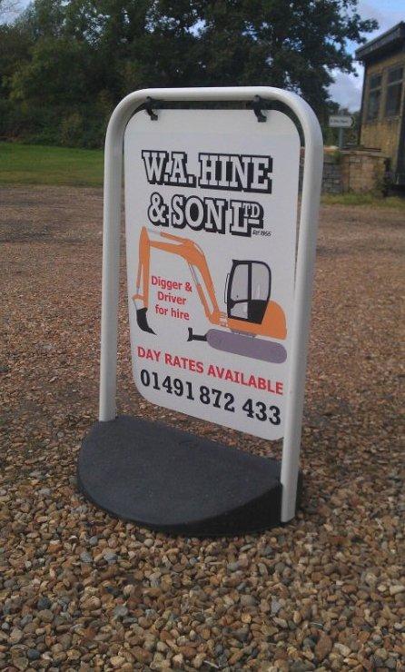 W.A. HINE & SON LTD.