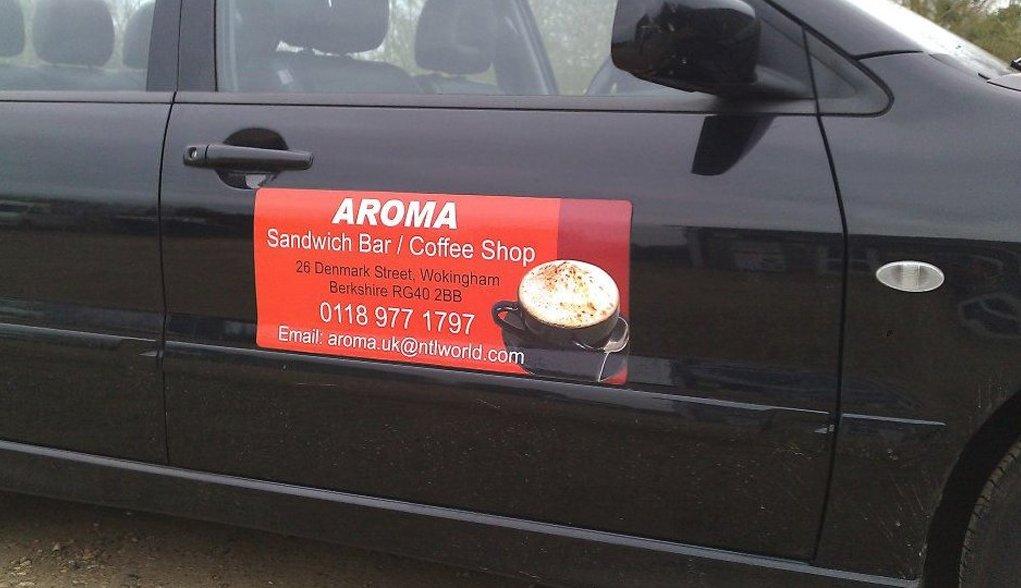 Aroma Coffee shop