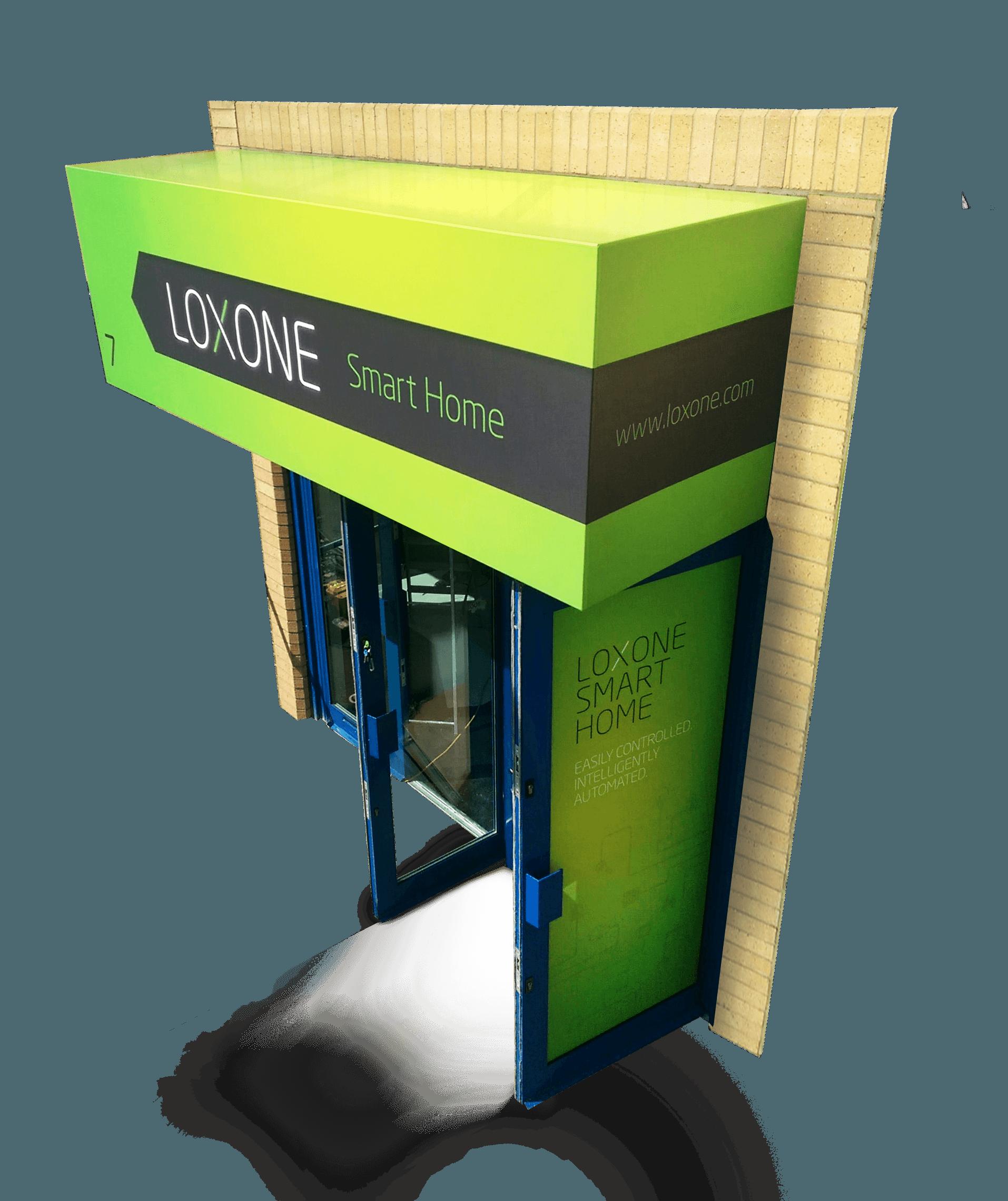 Loxone Smart Home graphics