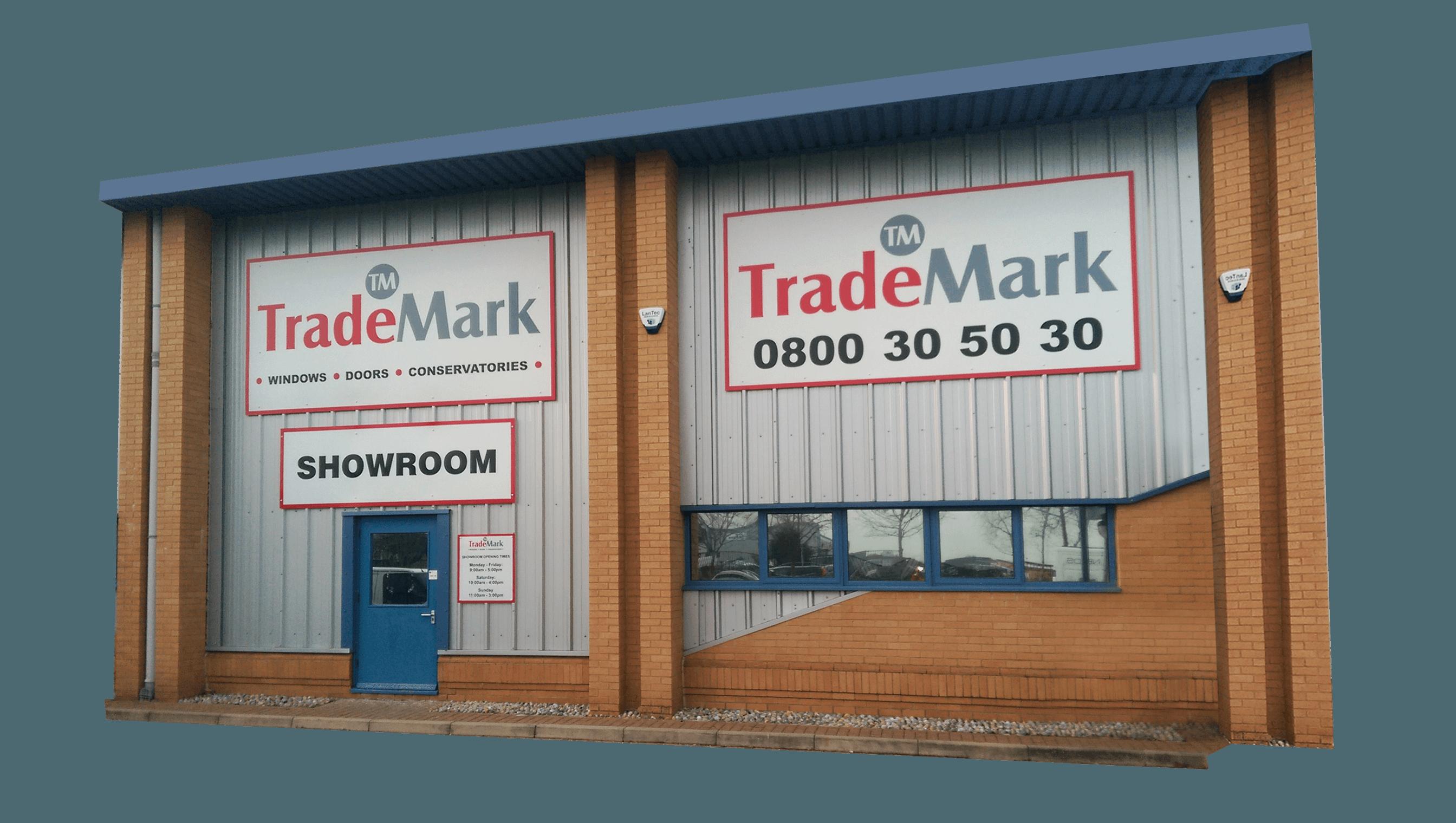 Stylish TradeMark logo