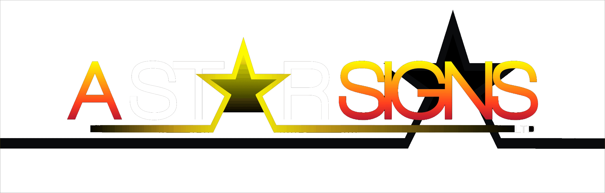 A Star Signs Ltd logo