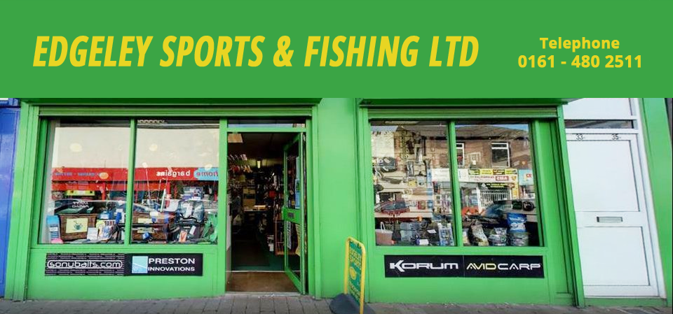 established tackle shop