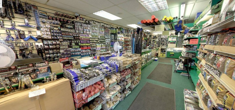Fishing tackle specialists