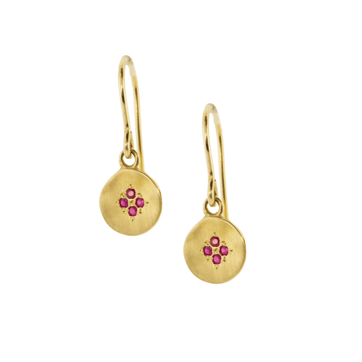 Roby Earrings - Adel Chefridi - Mansoor Jewelers