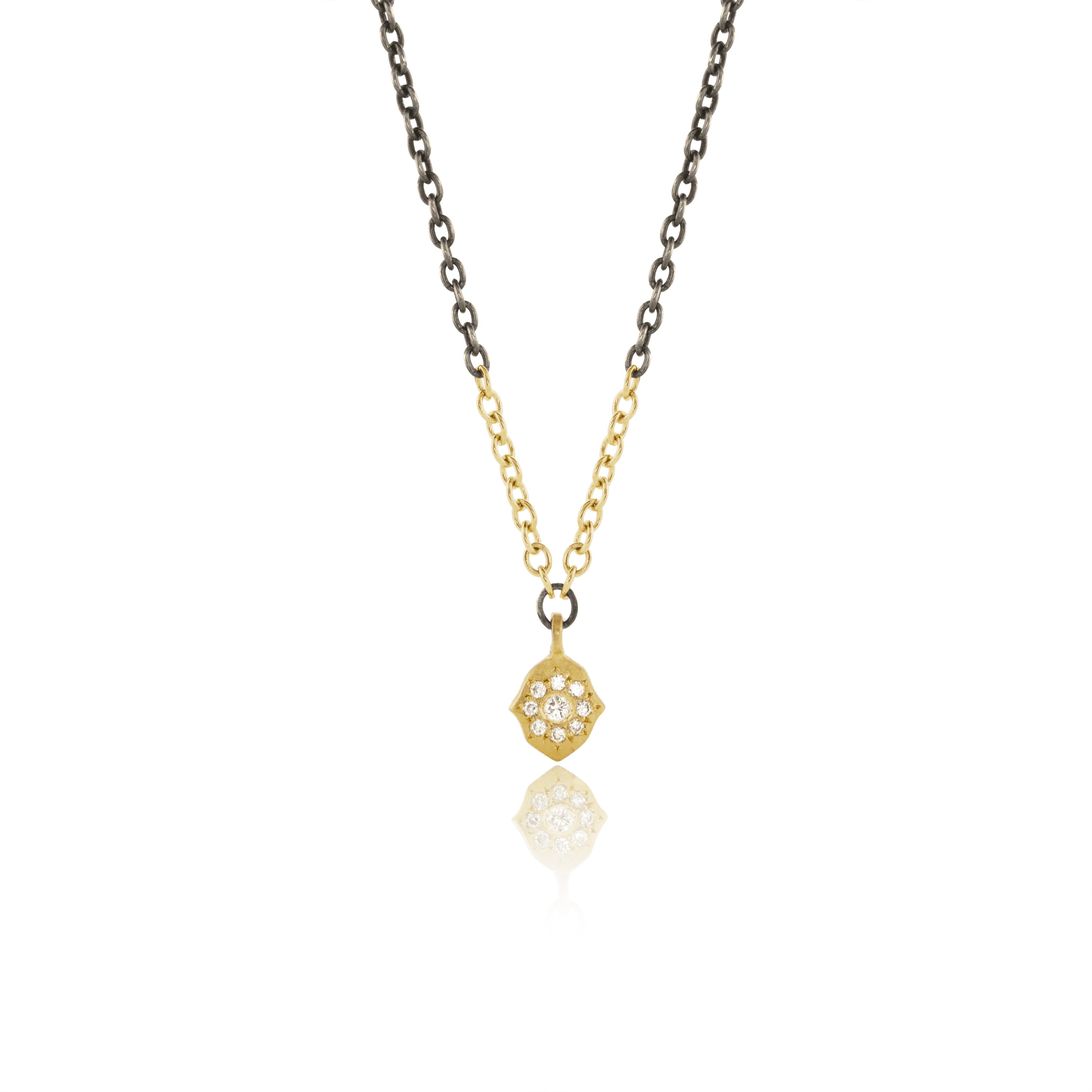 Diamond Neckalce - Adel Chefridi - Mansoor Jewelers