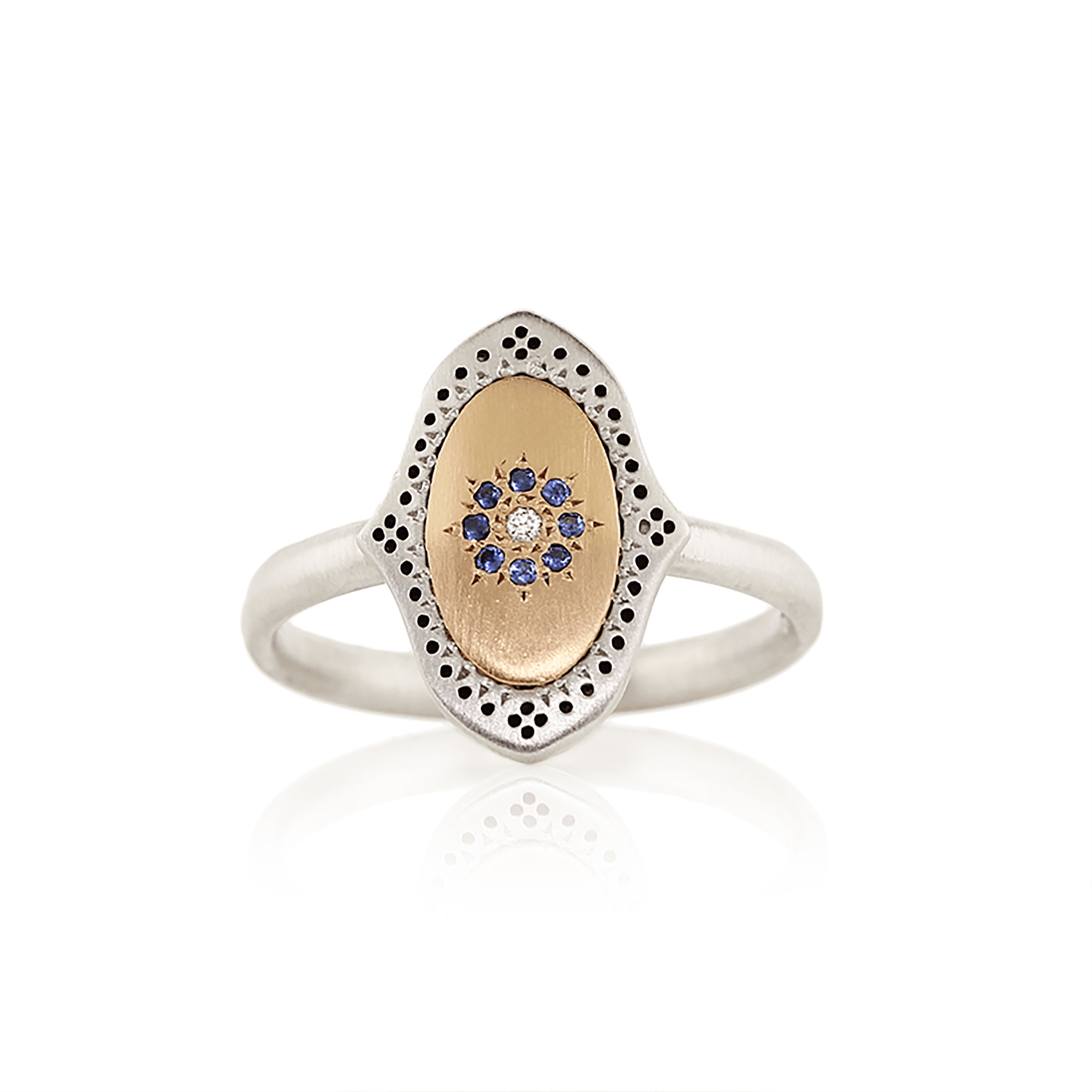 Diamind Ring - Adel Chefridi - Mansoor Jewelers