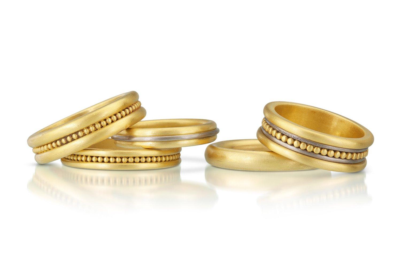 Denise Betesh - w. rings