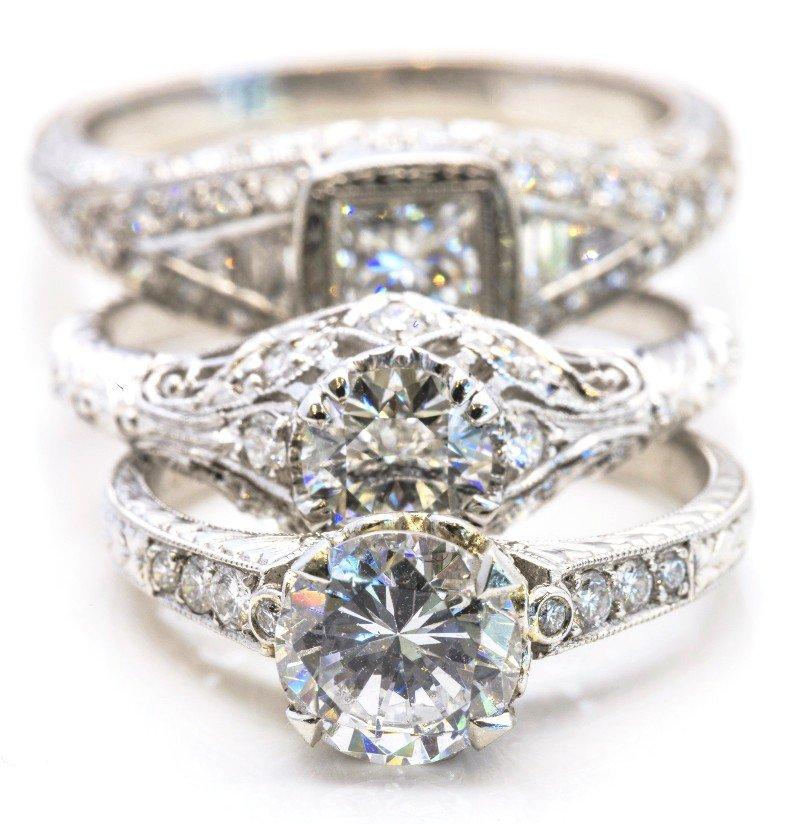 Mansoor Engagement Rings