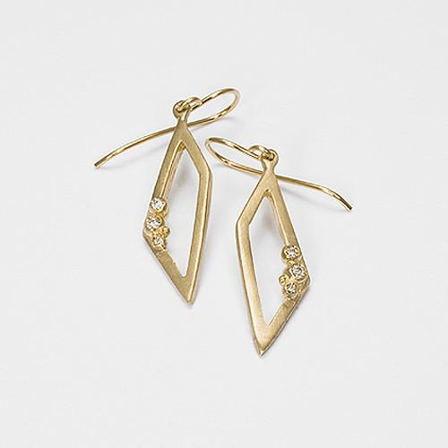 Diamonds_Gold_Earrings_Branch_MansoorFineJewlers