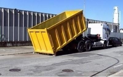 Container rifiuti