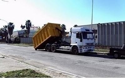 Container per rifiuti speciali