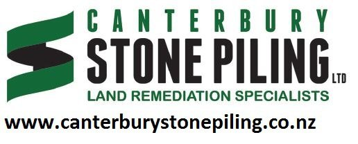 Canterbury Stone Piling Logo
