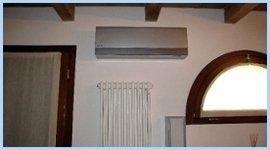 climatizzatore, riscaldamento, radiatore