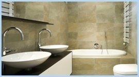 bagno, sanitari, rubinetteria