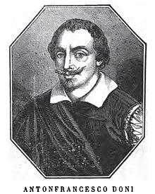 Anton Francesco Doni