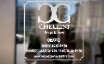 Tappezzeria Chellini Design & Decor a Firenze