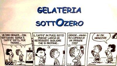 Gelateria Sottozero a Firenze