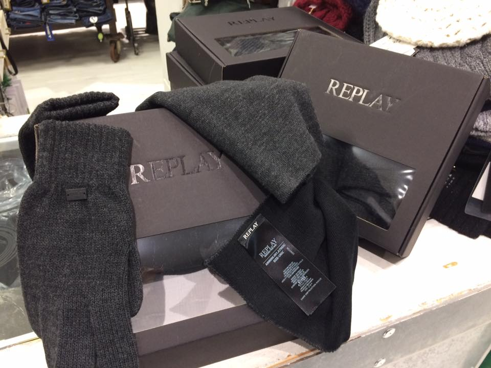 abbigliamento Replay