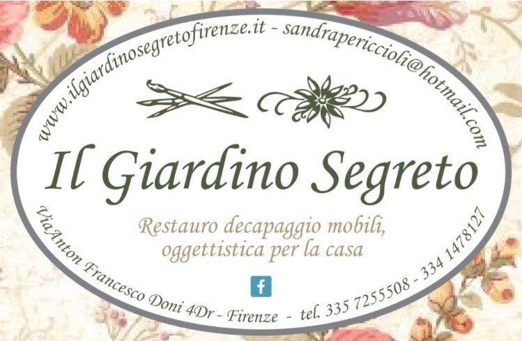 Il Giardino Segreto - Logo