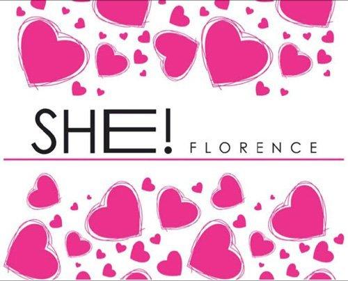 She! Florence - Logo