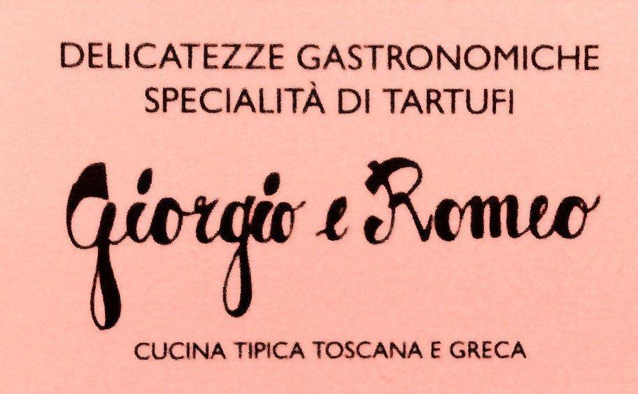 Delicatezze Gastronomiche - Logo