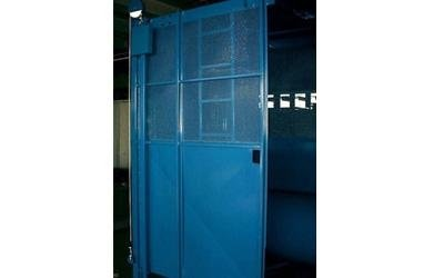 Porta metallica