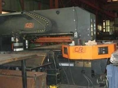 Macchinario industriale di carpenteria