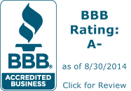 Weber Tree Inc. BBB Business Review