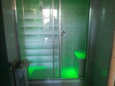 illuminazione bagno