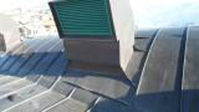 laminato in acciaio per coperture