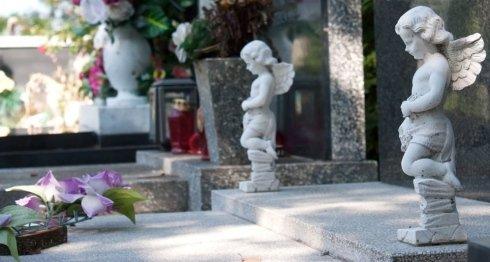Arte funeraria di marmo