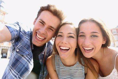 selfies, dental care, oral health