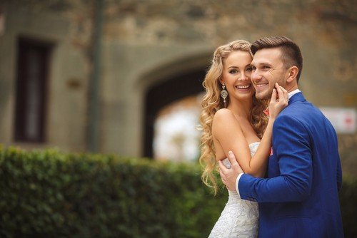 dental care, wedding photos