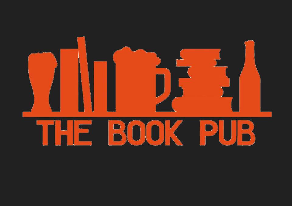 THE BOOK PUB - LOGO
