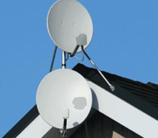RM Elettrik, antenna parabolica