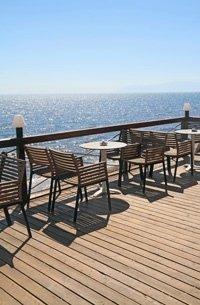 rivestimenti in legno per terrazze