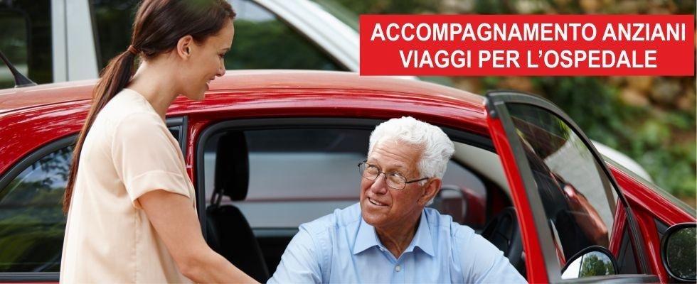 accompagnamento anziani, viaggi per l