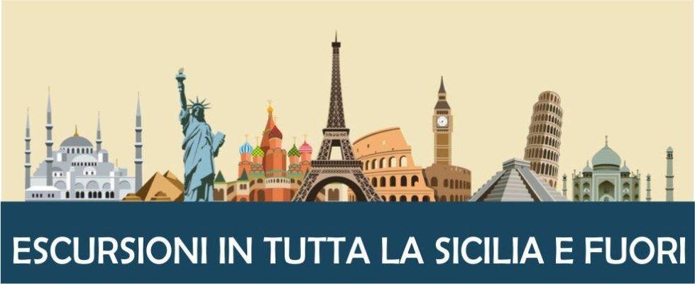 escursioni in sicilia, escursioni in italia