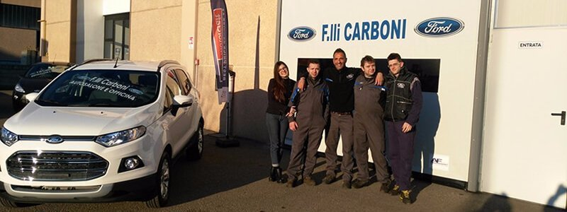 staff autofficina F.lli Carboni