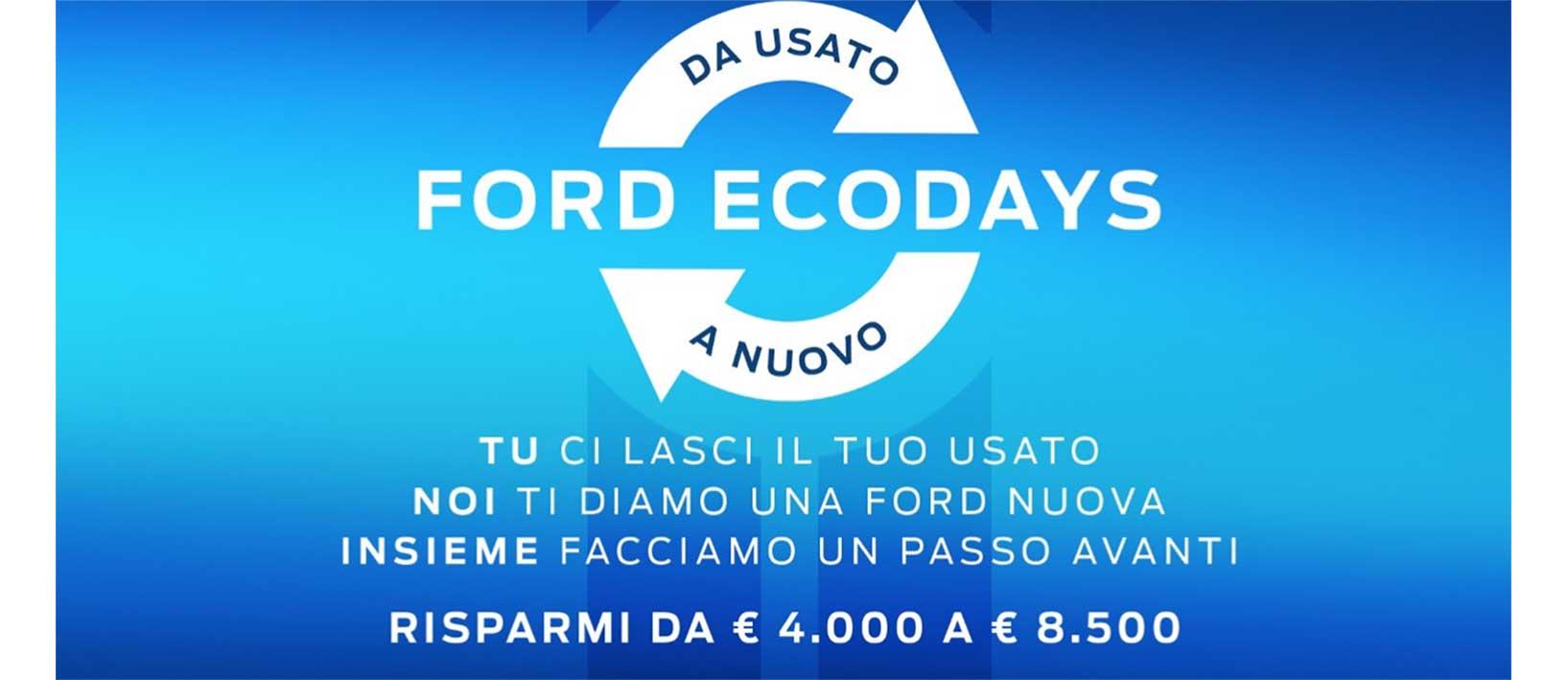 ford ecodays