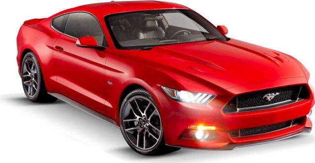 Nuova Mustang