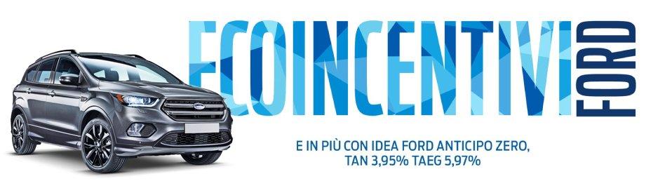 ecoincentivi FORD