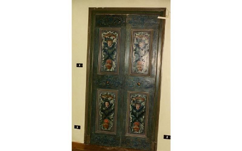 restauro porte antiche