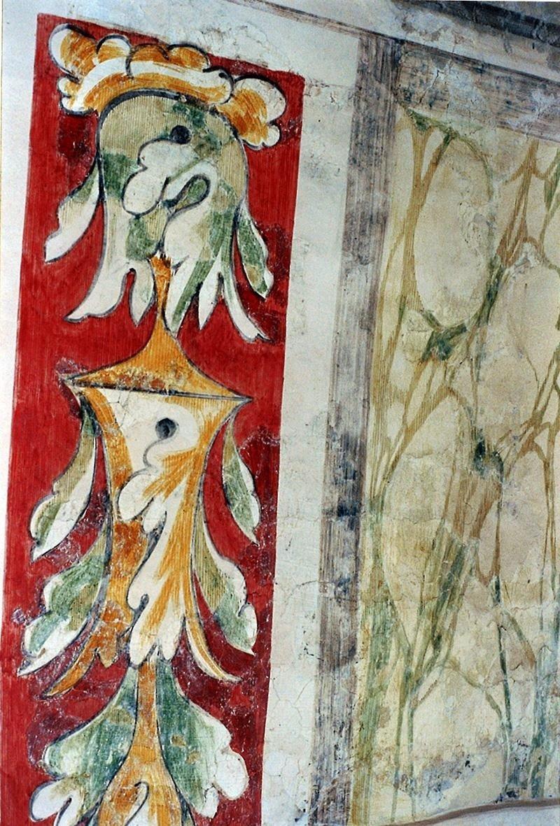 restauro affreschi