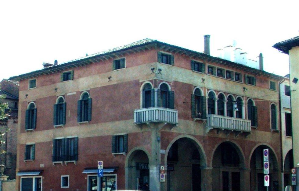 restauro pittorico esterno Treviso